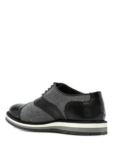 %100 Deri Bağcıklı Ayakkabı-Campobello Shoes